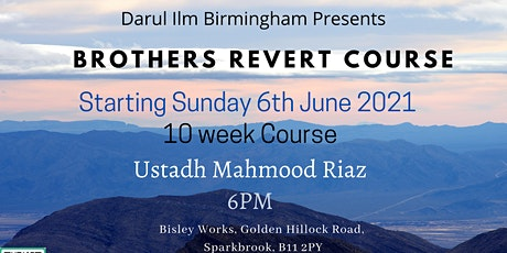 Brothers Revert Course tickets