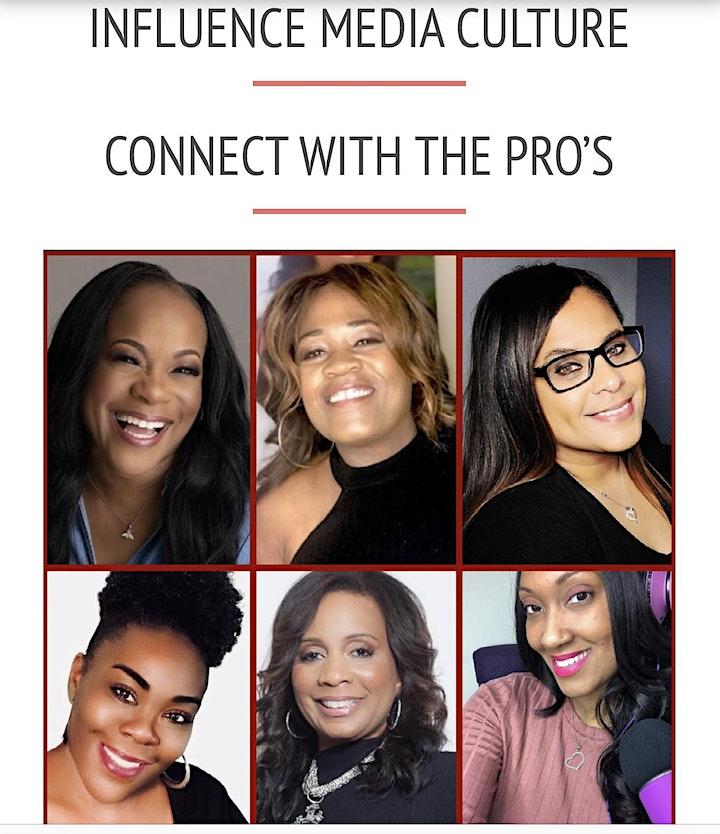 Black Women In Radio Presents Future Faces of Media image