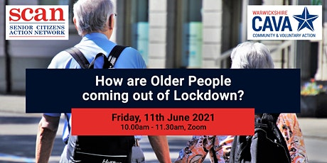 How are Older People Coming out of Lockdown? tickets