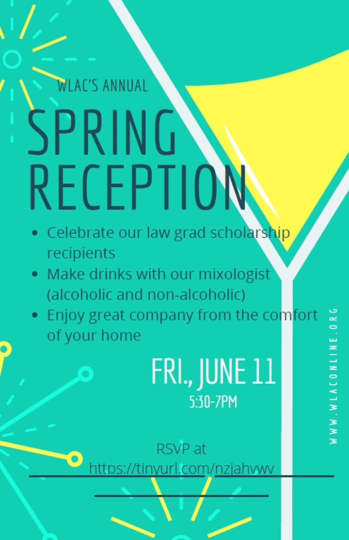 WLAC's Annual Spring Reception image