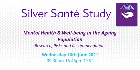 Mental Health & Well-being in the Ageing Population tickets