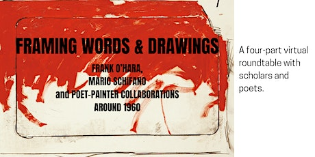 FRAMING WORDS & DRAWINGS tickets