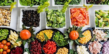 Cooking Online Course - Healthy food entradas