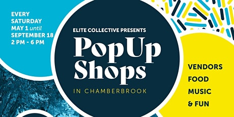Pop Up Shops in Chamberbrook tickets