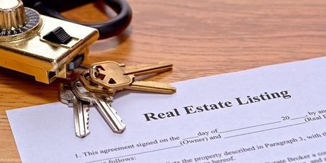California Residential Listing Agreement tickets