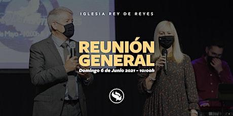 Reunión general - 06/06/21 - 10:00h entradas