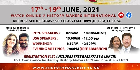 History Makers Asia Conference tickets