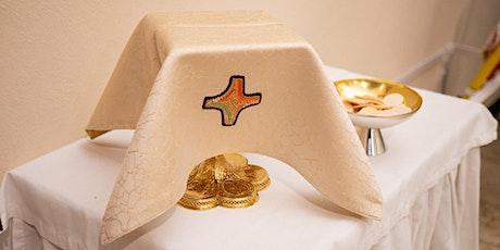 First Communion Mass tickets