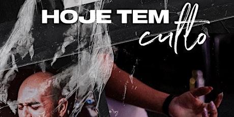 CASA ZION - CULTO PRESENCIAL 23/05 - 18h ingressos