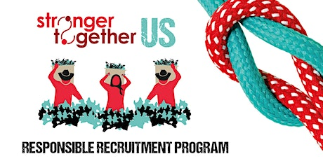 Introduction to Responsible Recruitment for US Fresh Produce | 07/27/2021 tickets