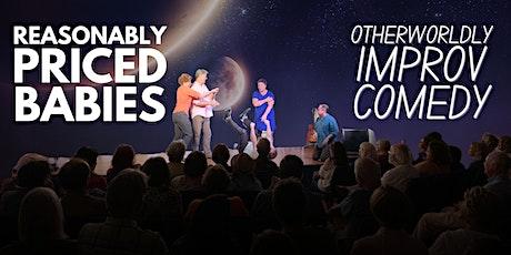 Reasonably Priced Babies Improv Comedy tickets