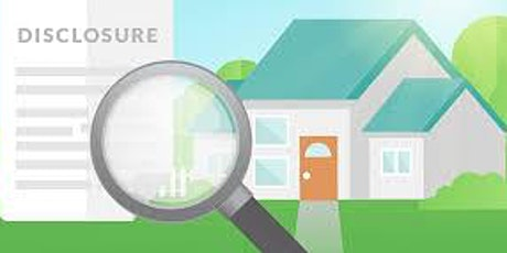 Standard Disclosures in Residential Real Estate tickets