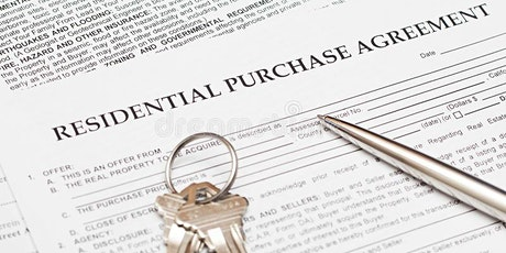 THE NEW California Residential Purchase Agreement tickets