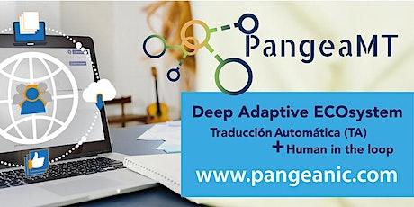 Deep Adaptive ECOsystem: Traducción automática + Human in the loop entradas
