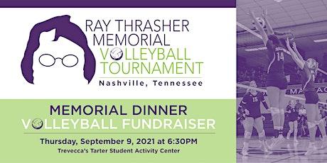Trevecca Women's Volleyball Fundraising Dinner tickets