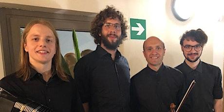 Soffio Armonico Quartet, Tango di Stelle biglietti