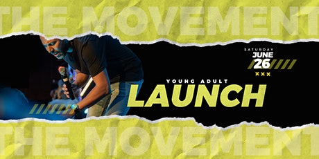 The Movement Young Adult Launch tickets