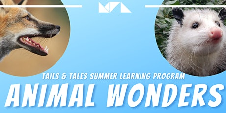 Tails and Tales with Animal Wonders! tickets