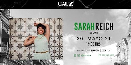 Sarah Reich | Tap dance entradas