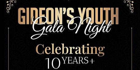 Gideon's Youth Dinner Gala tickets