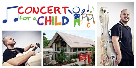 Concert for a Child: Featuring Andy McKee tickets