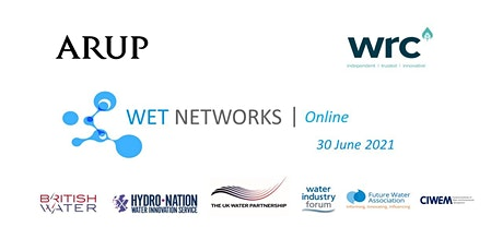 Wet Networks Event - River Water Quality & Wild Swimming tickets