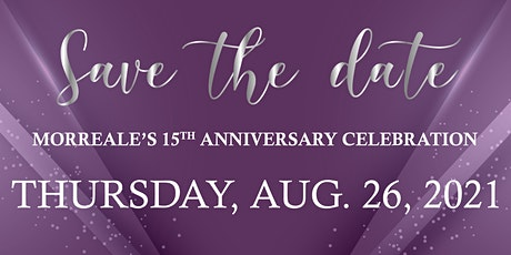 Morreale's 15th Anniversary Party tickets
