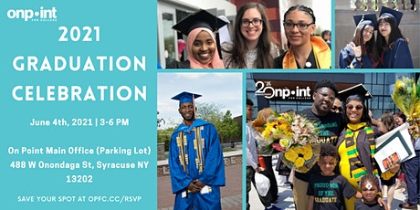 On Point for College Graduation Celebration- Syracuse tickets