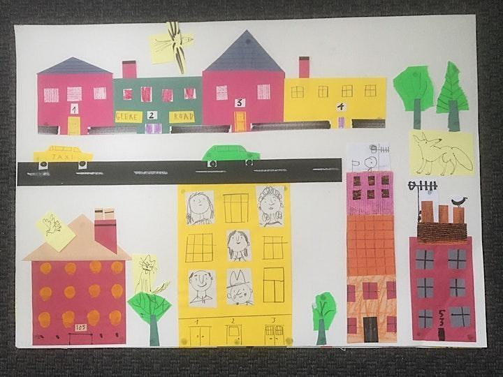 Re-imagine your London borough -  Illustration workshop image