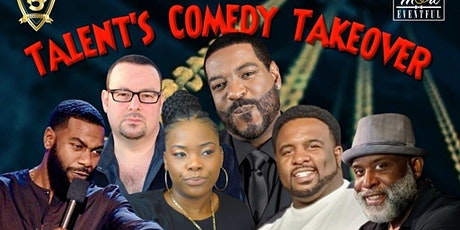 """5 Chances Presents """"Talent's Comedy Takeover: Juneteenth Edition"""" tickets"""