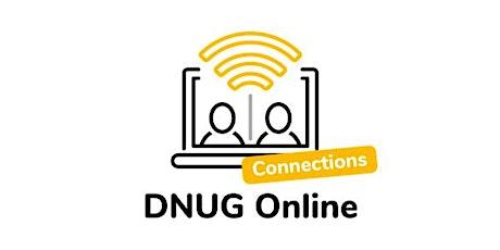 DNUG Online - Connections kann mehr: Social Intranet leicht gemacht tickets