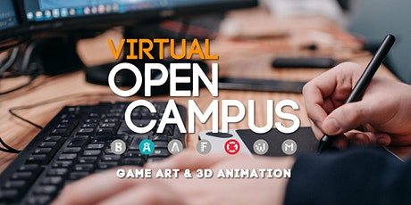 Campus Insights: Game Art & 3D Animation Tickets