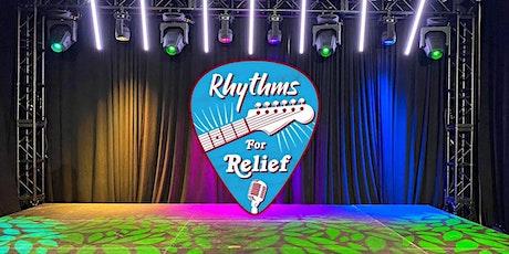 Rhythms for Relief tickets