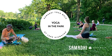 Yoga at Lake Hiawatha tickets