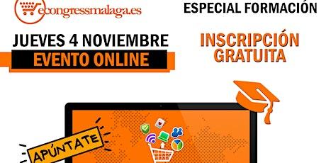 eCongress Málaga WEBINARS_EVENTO GRATUITO entradas