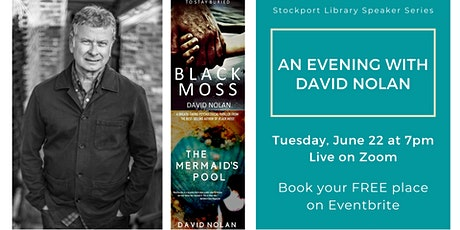 Author Evening with David Nolan tickets