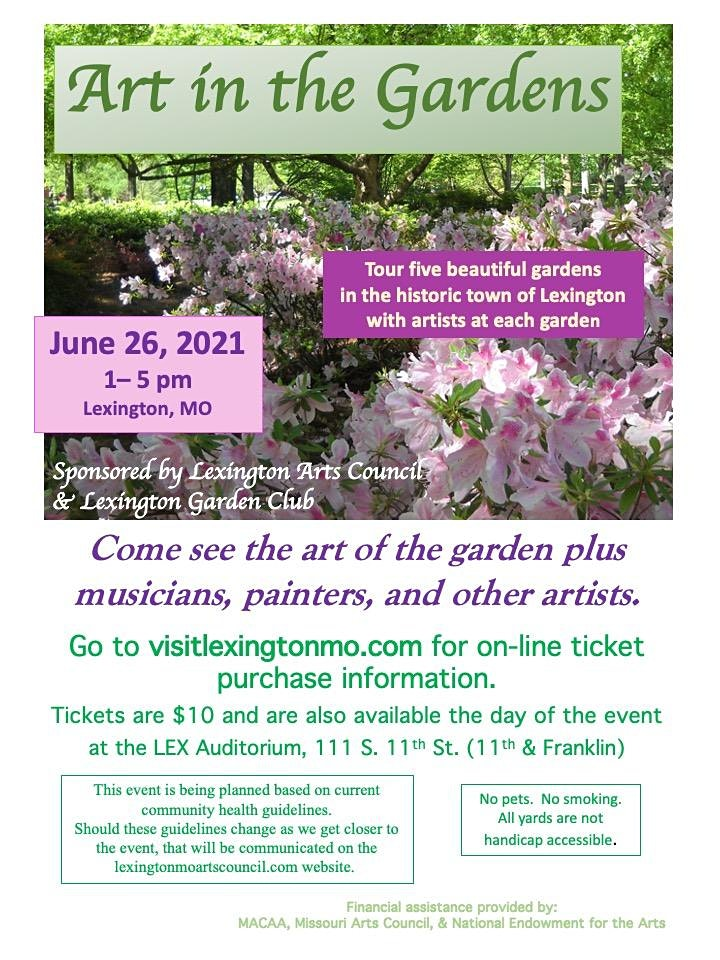 Art in the Gardens image