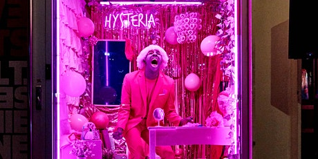 HYSTERIA  | Wednesday | July 28 | 7:30PM | ONLINE tickets