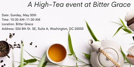 High-Tea event in Honor of Asian American Month tickets