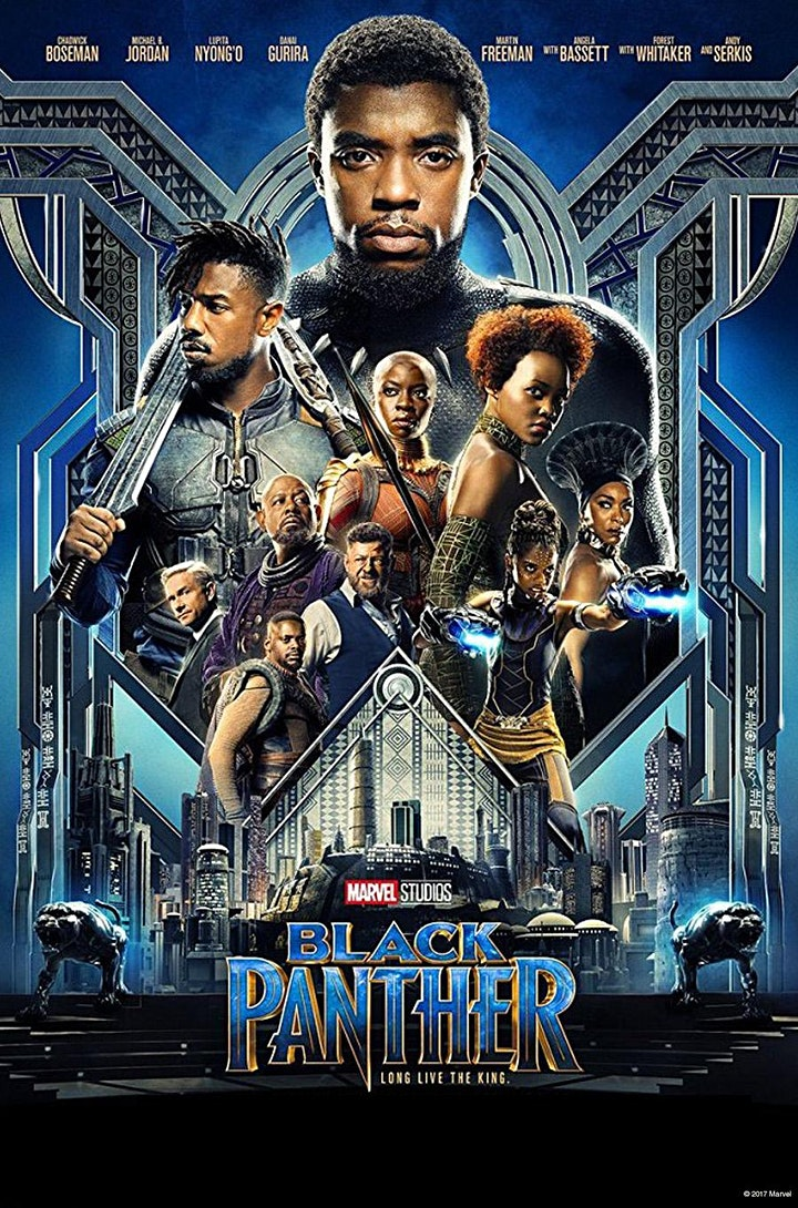 Movies on the Island - Black Panther image
