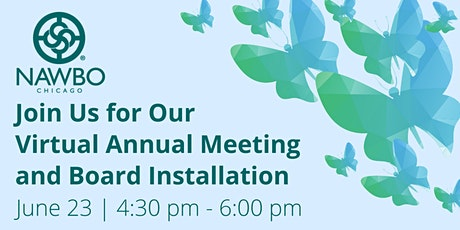 2021 NAWBO Chicago Annual Meeting and Board Installation tickets