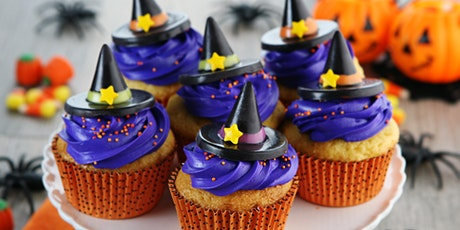 Simon Says Give Cupcake Decorating Virtual Event tickets