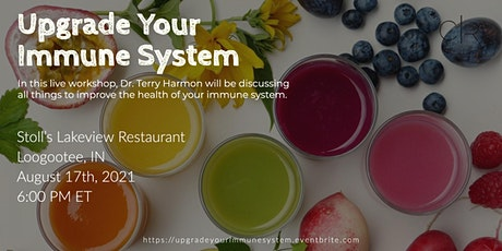 Upgrade Your Immune System tickets