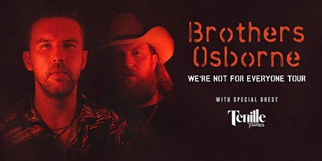 Brothers Osborne We're Not For Everyone Tour tickets