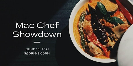 Mac Chef Showdown Virtual Dinner tickets