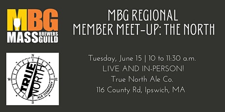 MBG Regional Member Meet-Up: The North tickets