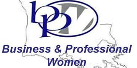 BPW - New Orleans Club Monthly Meetings tickets