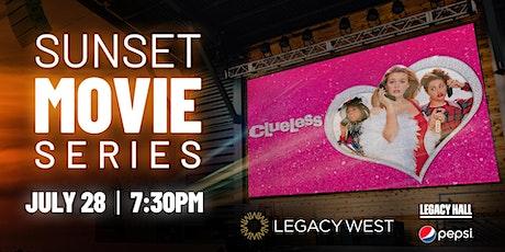 Sunset Movie Series: Clueless tickets