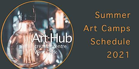 Summer Art Camp 4 tickets