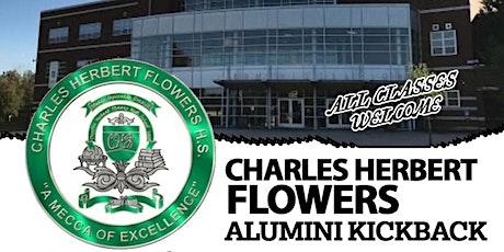 Flowers Highschool Alumni Kickback tickets